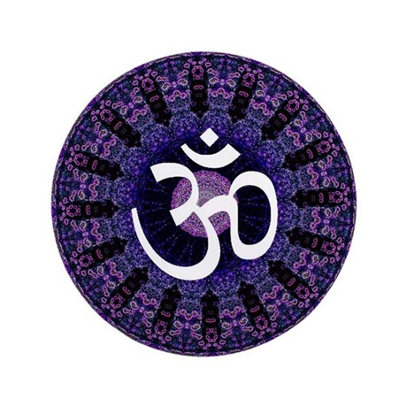 "Third Eye OM 3.5"" Button (100 pack)"