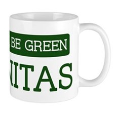 Green ENCINITAS Mug