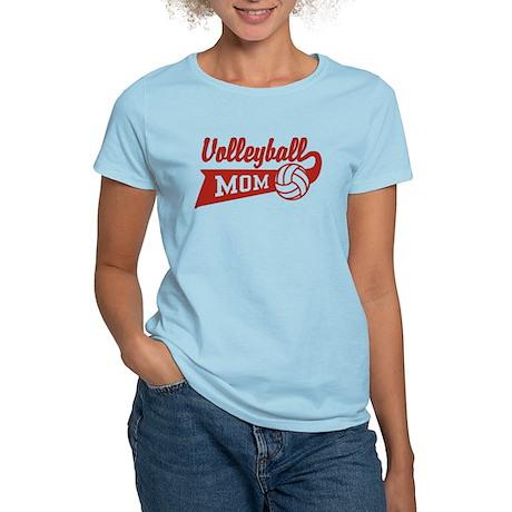 Volleyball Mom Women's Light T-Shirt