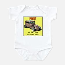 """""""Don't Need No Paint"""" Infant Bodysuit"""