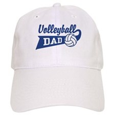 Volleyball Dad Baseball Cap