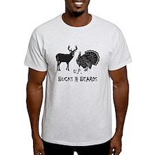 U.P. Bucks and Beards T-Shirt