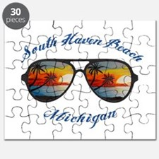 Michigan - South Haven Beach Puzzle