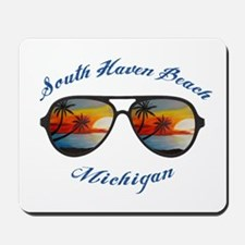 Michigan - South Haven Beach Mousepad