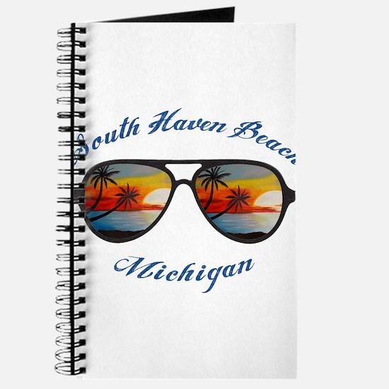 Michigan - South Haven Beach Journal