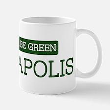 Green MINNEAPOLIS Mug