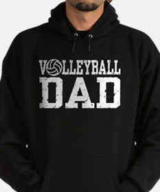 Volleyball Dad Hoodie