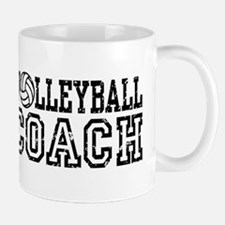 Volleyball Coach Mug