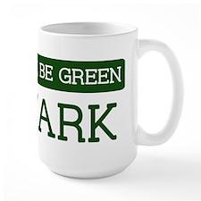 Green NEWARK Mug