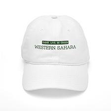 Green WESTERN SAHARA Cap