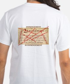 """Infringement is Infringement"" T-Shirt"
