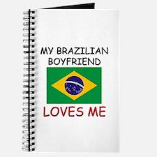 My Brazilian Boyfriend Loves Me Journal