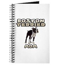 Boston Terrier Mom Journal