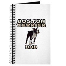 Boston Terrier Dad Journal