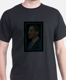 Obama 44 Inaugral Address T-Shirt