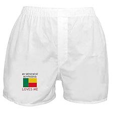 My Beninese Boyfriend Loves Me Boxer Shorts
