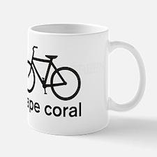 Bike Cape Coral Mug