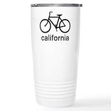 Bike California Travel Mug