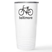 Bike Baltimore Travel Mug