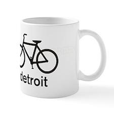 Bike Detroit Mug