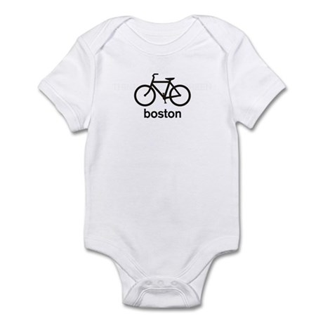 Bike Boston Infant Bodysuit