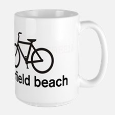 Bike Deerfield Beach Mug