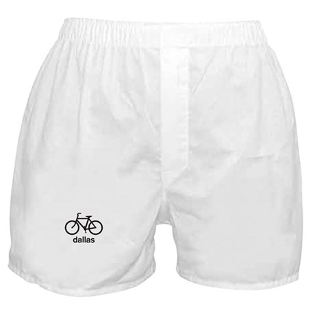 Bike Dallas Boxer Shorts