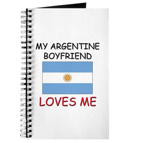 My Argentine Boyfriend Loves Me Journal