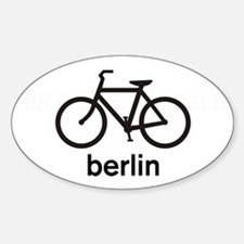 Bike Berlin Oval Decal