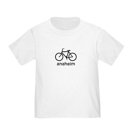 Bike Anaheim Toddler T-Shirt
