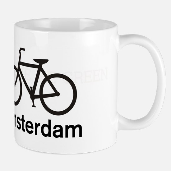 Bike Amsterdam Mug