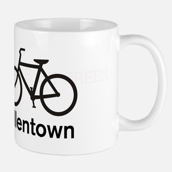 Bike Allentown Mug