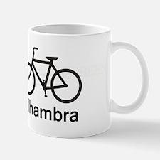 Bike Alhambra Mug