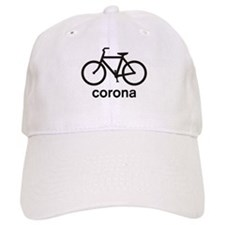 Bike Corona Baseball Cap