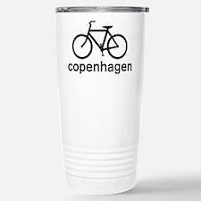 Bike Copenhagen Travel Mug