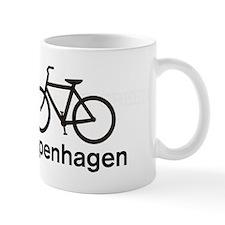 Bike Copenhagen Small Mug