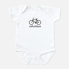 Bike Columbus Infant Bodysuit