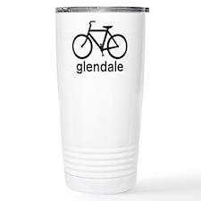 Bike Glendale Travel Mug