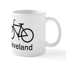 Bike Cleveland Mug