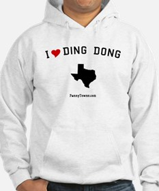 Ding Dong (TX) Texas T-shirts Hoodie