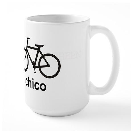 Bike Chico Large Mug