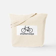 Bike Chattanooga Tote Bag