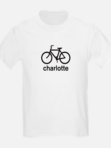 Bike Charlotte T-Shirt