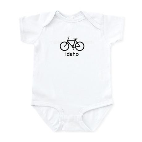 Bike Idaho Infant Bodysuit