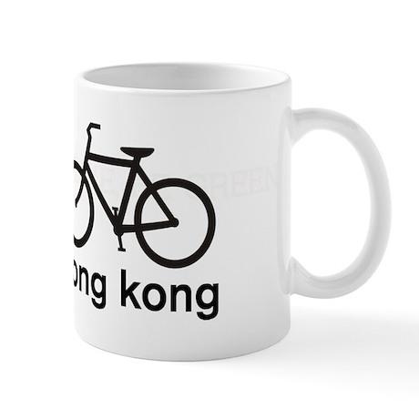 Bike Hong Kong Mug