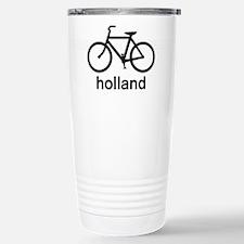 Bike Holland Travel Mug