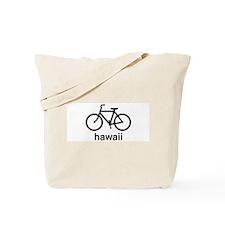 Bike Hawaii Tote Bag