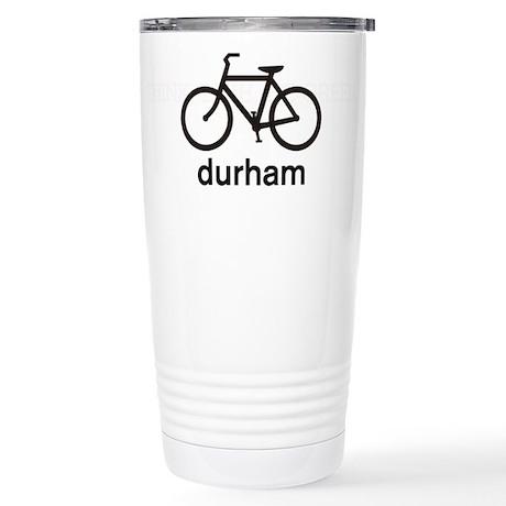 Bike Durham Stainless Steel Travel Mug