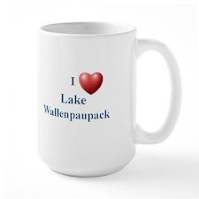 I Love Lake Wallenpaupack Mug