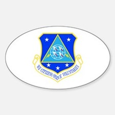 180th Oval Decal